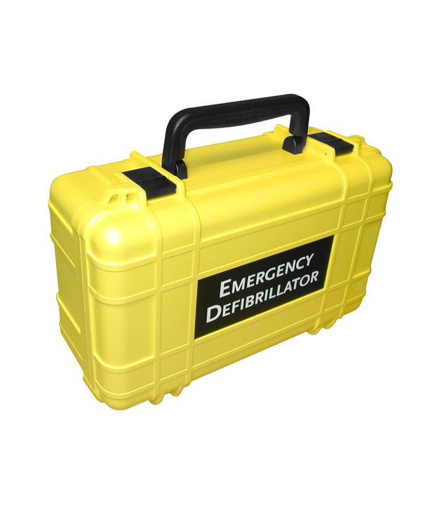 Deluxe Hard Carrying Case - Yellow (DAC-111)