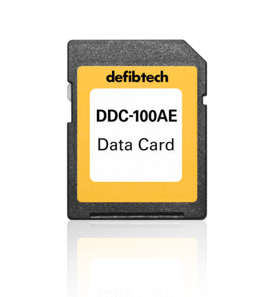 High Capacity Data Card - 100-minutes Audio (DDC-100AE-AA)
