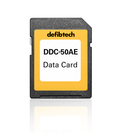 Medium Data Card - 50-minutes Audio (DDC-50AE-AA)