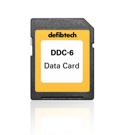 Medium Data Card - 6-hours No Audio (DDC-6-AA)