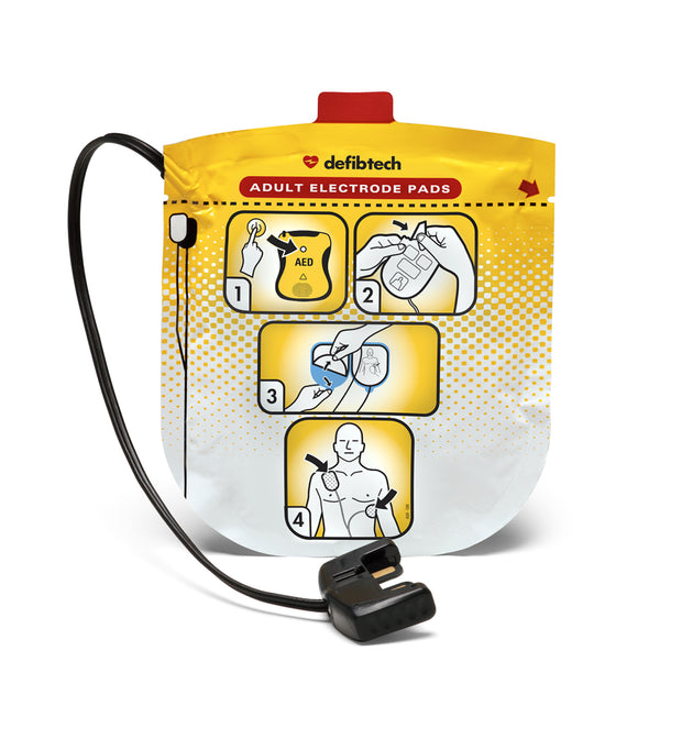 Adult Defibrillation Pads Package (DDP-2001)