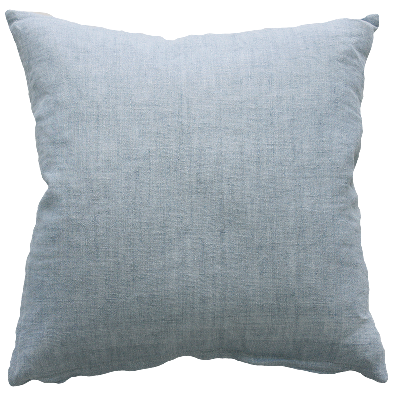Cushion Linen Chambray