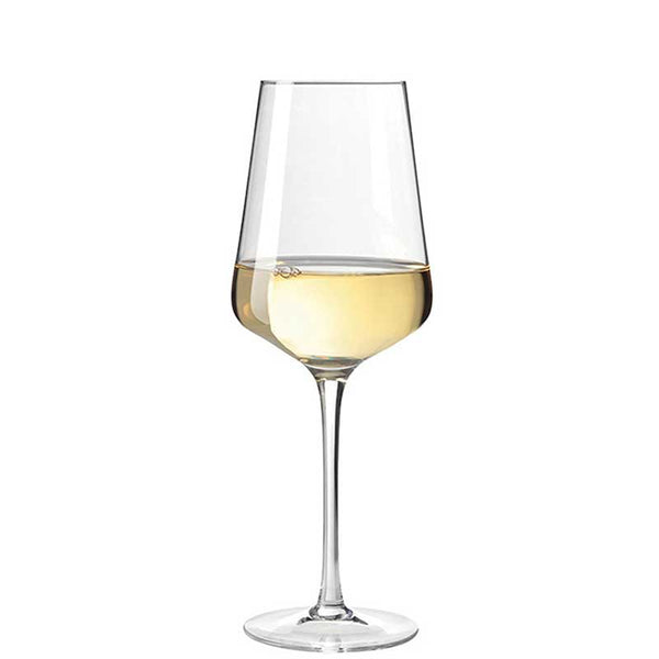 Glass White Wine Puccini