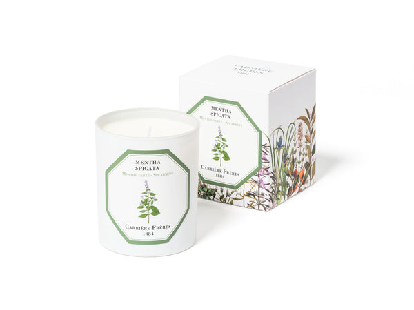 Spearmint Candle 185gm