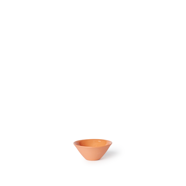 Salt Dish Orange