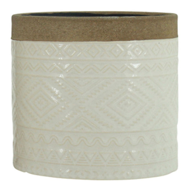 Planter Pot White Aapo