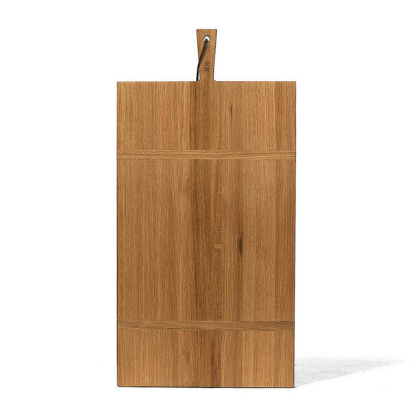 Board No.9 Large Rectangle White Oak