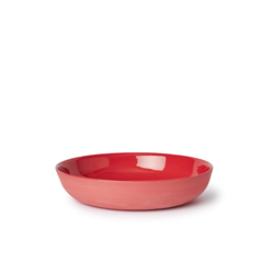 Pebble Bowl Medium Red
