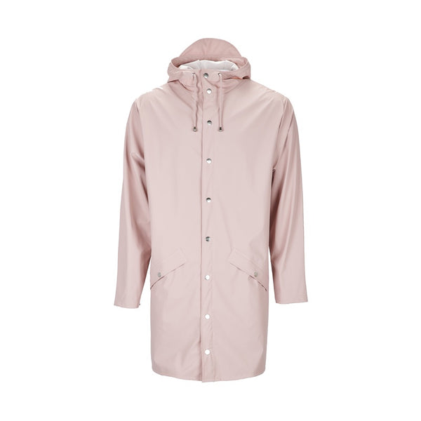 Raincoat Long Jacket Rose