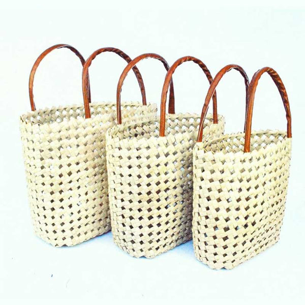 Basket Shopper Natural