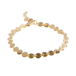 Bracelet Gold Alexa Waterfall