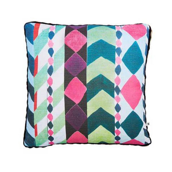 Liquorice Multi Cushion 50x50cm