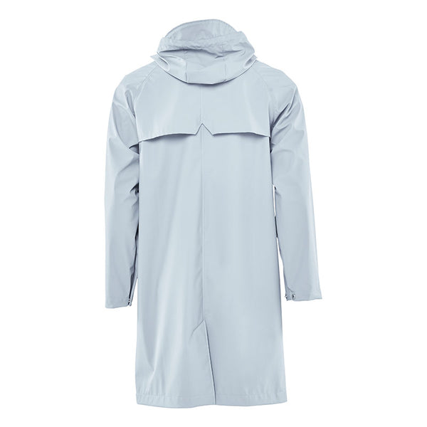 Raincoat Coat Ice Grey