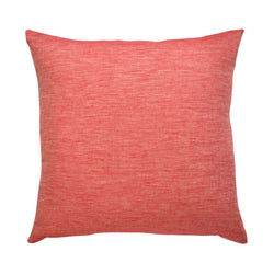 Cushion Linen Peach filled 55x55cm