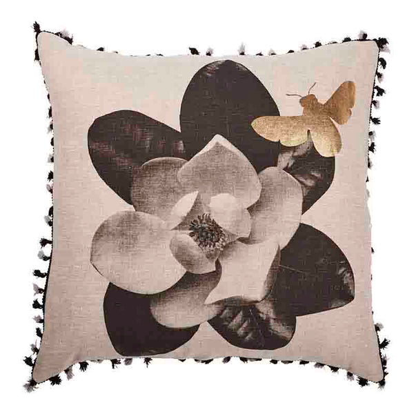 Cushion Black Grandiflora 60cm