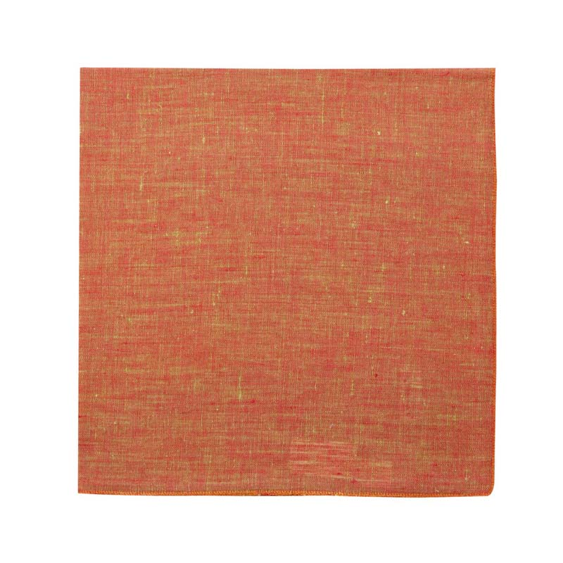 Napkin Set/12 Burnt Orange