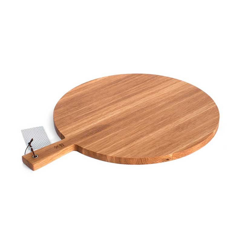 Cheese Paddle  No.7 Round White Oak