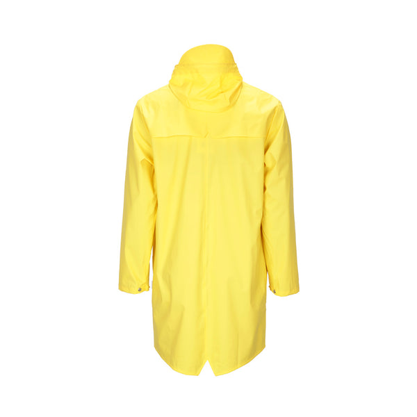Raincoat Long Jacket Yellow