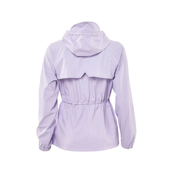 Raincoat W Jacket Lavender