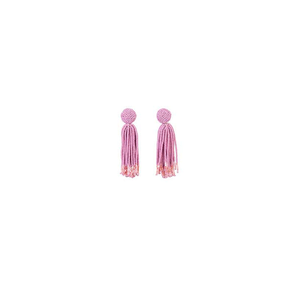 Earrings Lilac/Pink Gala Tassel