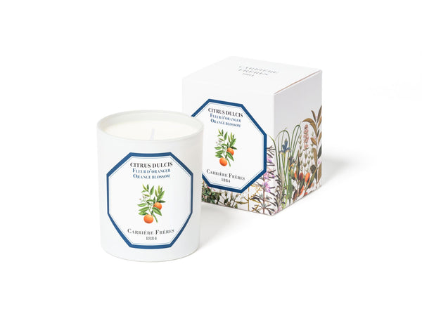Orange Blossom Candle 185gm