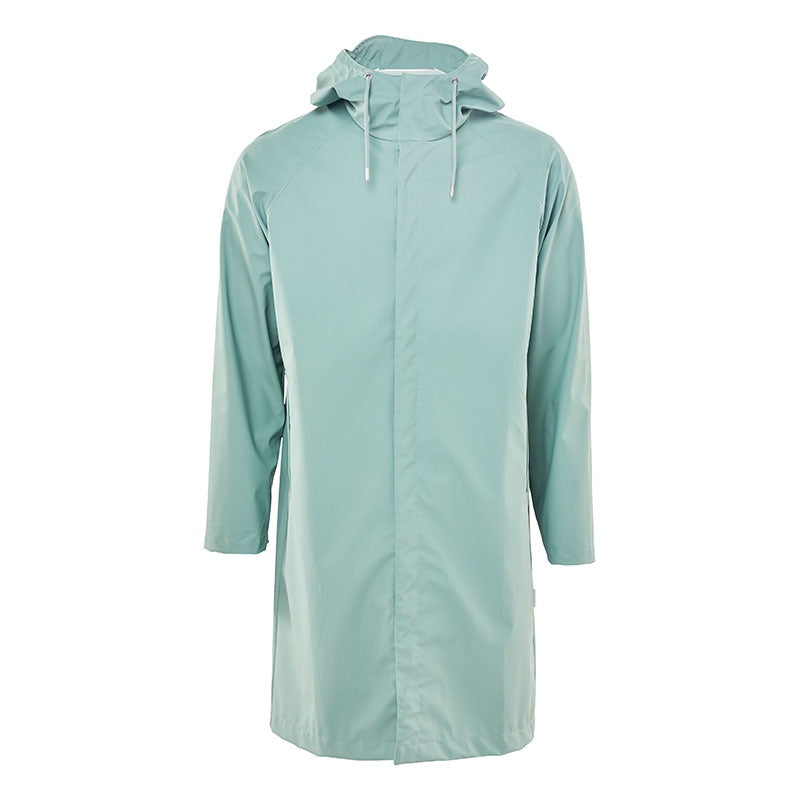 Raincoat Coat Dusty Mint