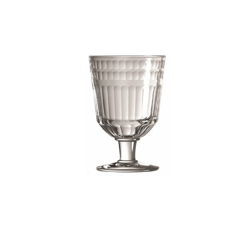 Glass Wine Cote Clear