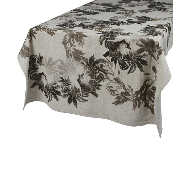 Tablecloth Medium Kooka Fern Black