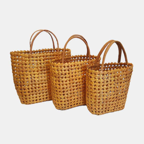Basket Shopper Gold