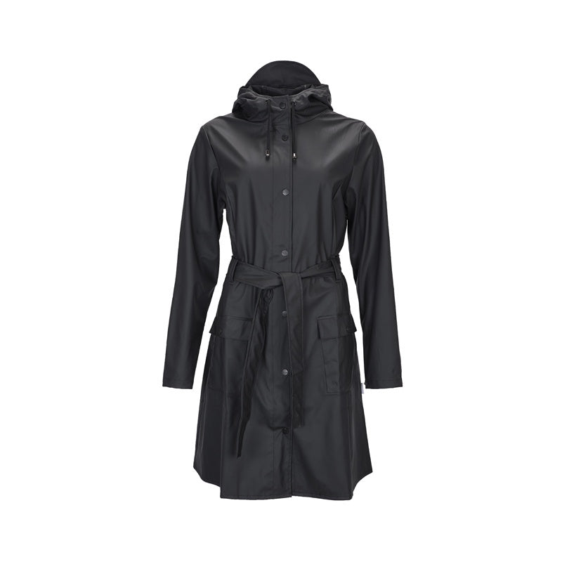 Raincoat Curve Black