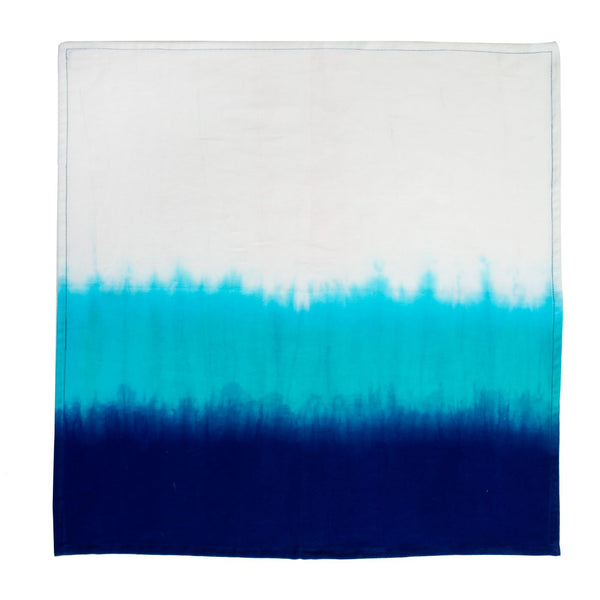 Napkin Set/6 Blue Ombre