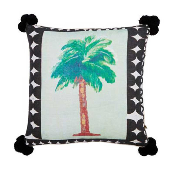 Island Palm Cushion 50x50cm