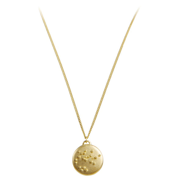 Necklace Gold Alexa Constellation