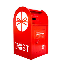 Post Box Red