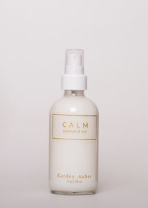 CALM - Cardea AuSet | Goodnight Beauty | toner, calm, essential oil, face mist, skin care, natural skincare, natural beauty, natural skin care, made in canada, canada beauty, canada brand