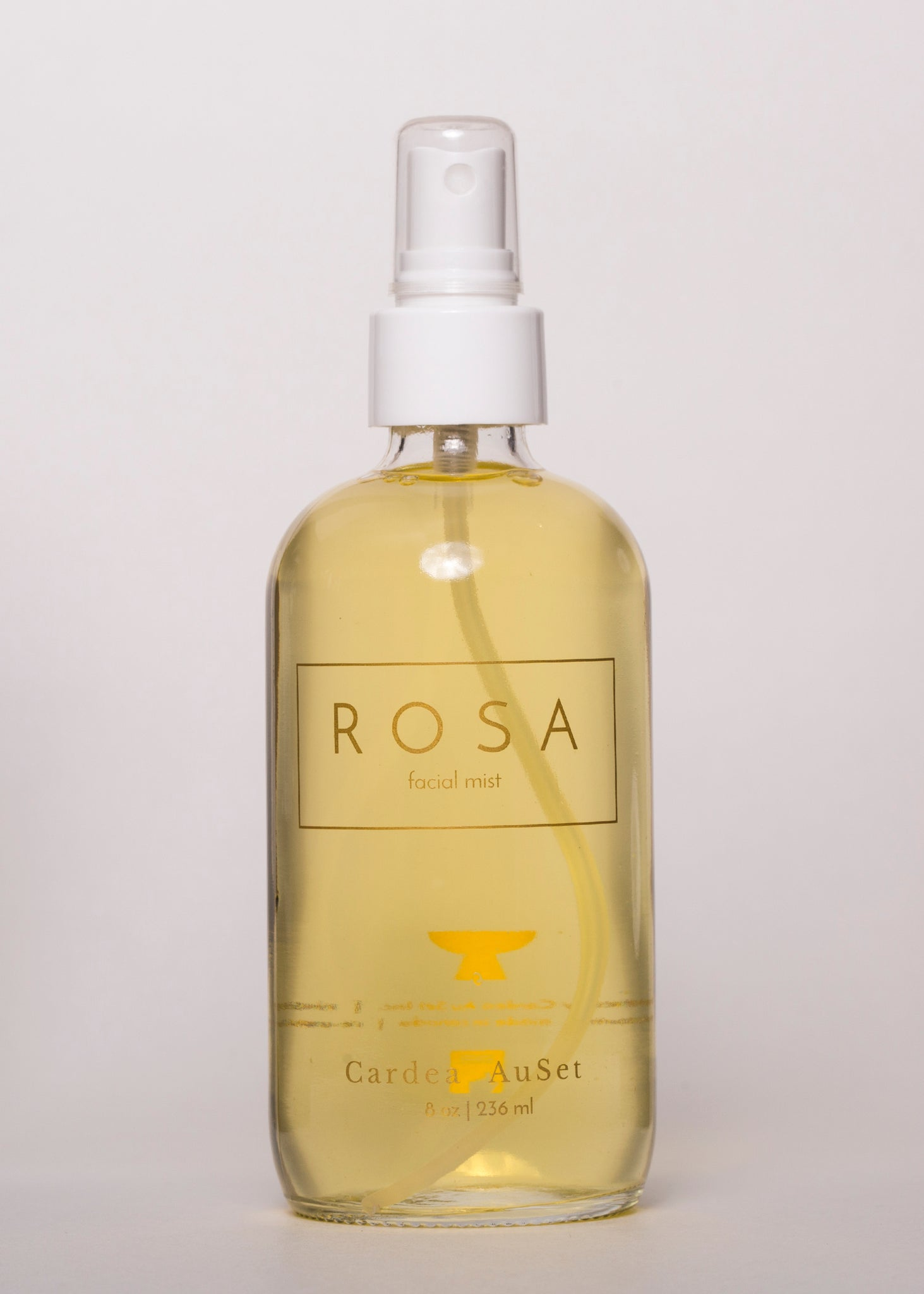 ROSA Facial Mist - Cardea AuSet | Goodnight Beauty | Rose water, aloe vera, toner, face mist, canada brand, canada beauty, made in canada, natural skin care, natural beauty