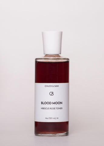 Blood Moon Hibiscus Rose Toner