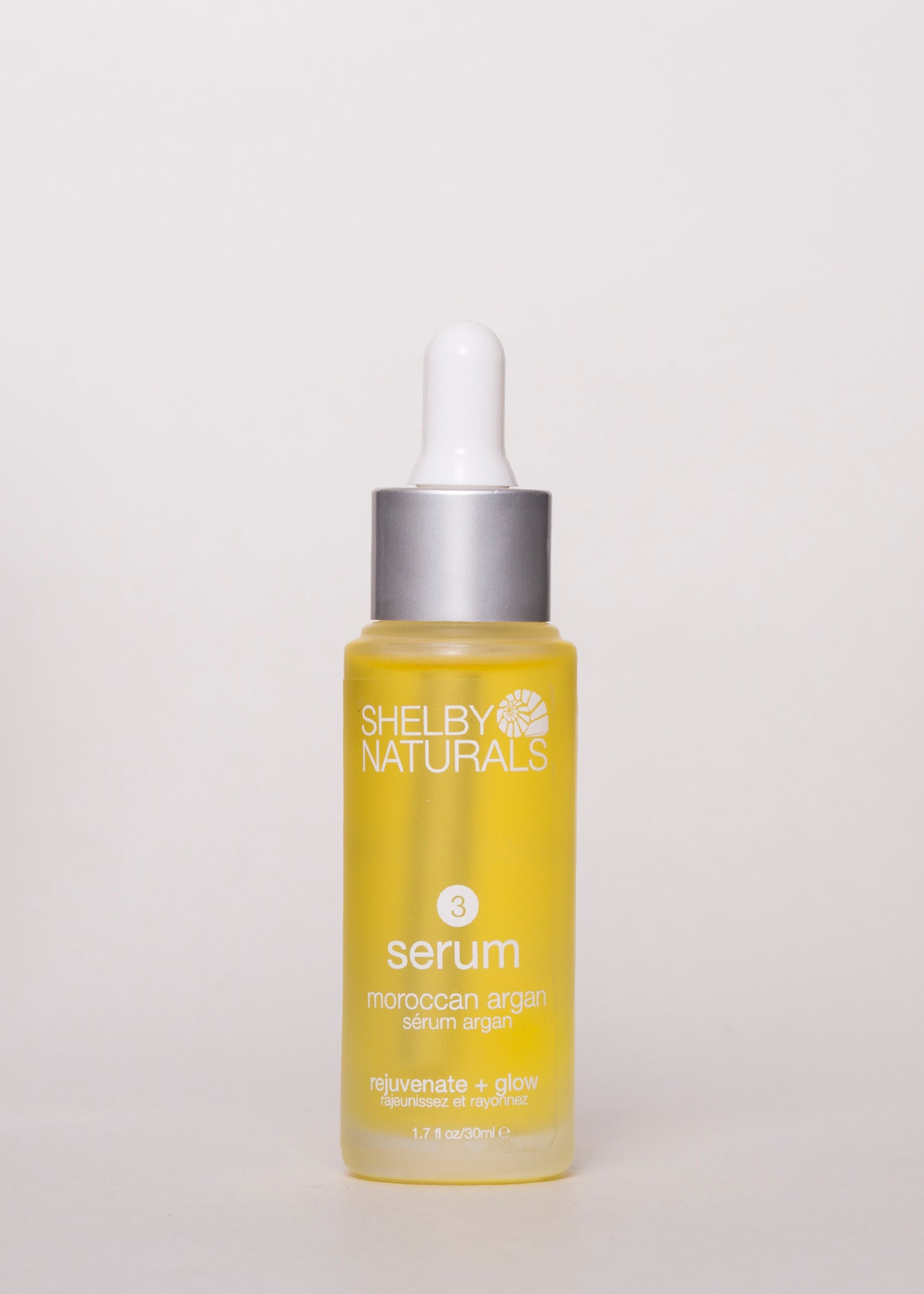 Serum - Moroccan Argan - Shelby Naturals | Goodnight Beauty | face oil, argan oil, natural skin care, natural beauty, sensitive skin, canada brand, canada beauty, made in canada