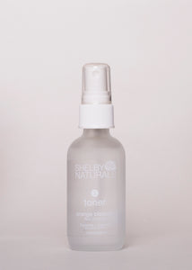 Orange Blossom Toner - Shelby Naturals | Goodnight Beauty | toner, orange blossom, face mist, natural skin care, natural beauty, made in canada, canada beauty, canada brand