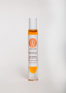 Eye Serum by Wildcraft | Goodnight Beauty - natural skin care, essential oils, green beauty, cruelty free, organic, made in Canada