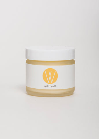 Geranium Orange Blossom Face Cream by Wildcraft | Goodnight Beauty - natural skin care, essential oils, moisturizer, green beauty, cruelty free, organic, made in Canada