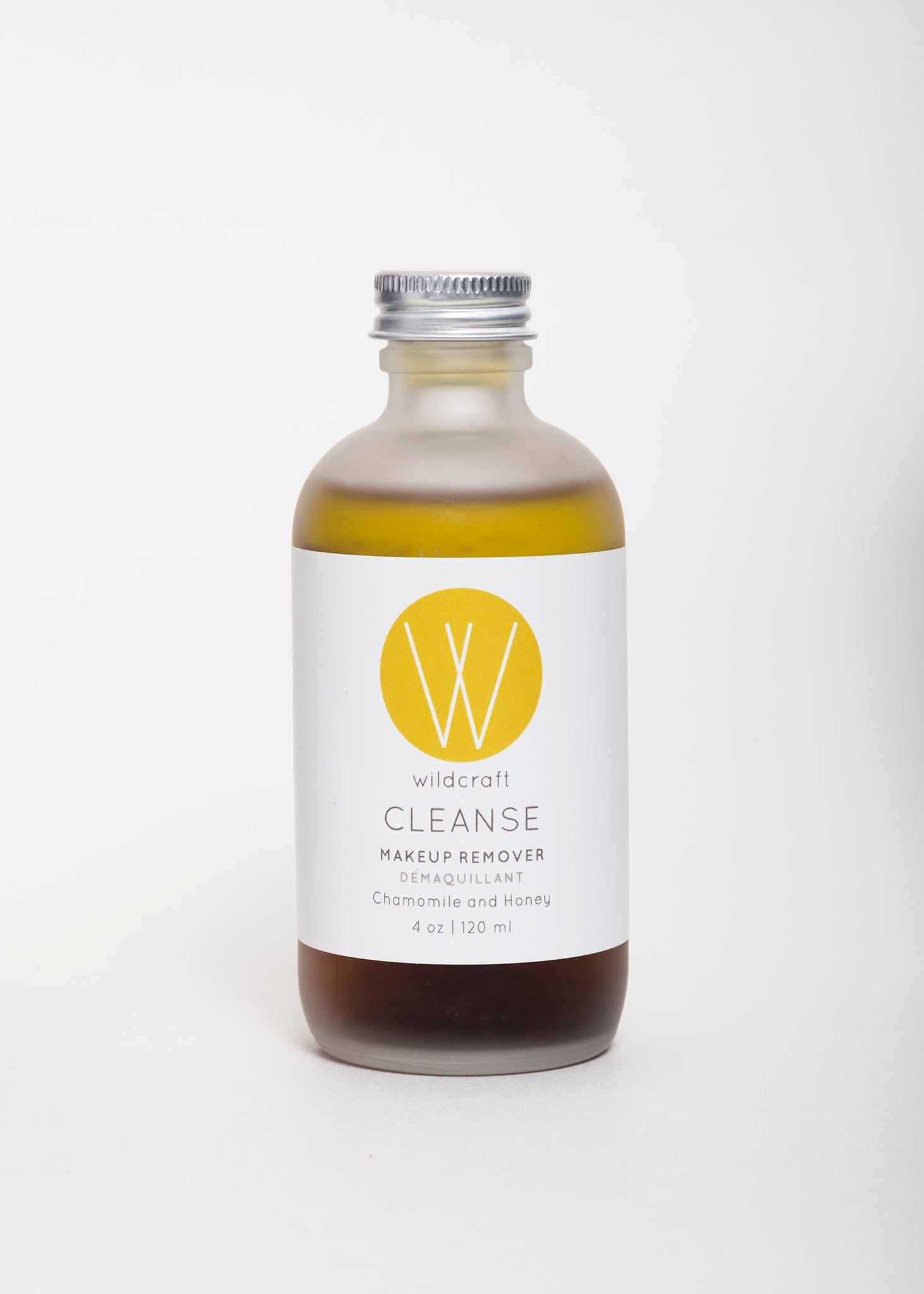 Makeup Remover - Chamomile and Honey by Wildcraft | Goodnight Beauty - natural skin care, cleanser, hydration, green beauty, cruelty free, organic, made in Canada