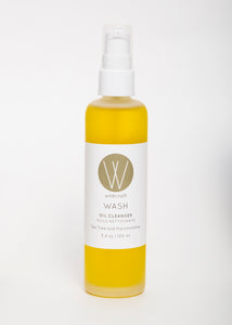 Wash Oil Cleanser by Wildcraft | Goodnight Beauty - natural skin care, cleanser, hydration, green beauty, cruelty free, organic, made in Canada