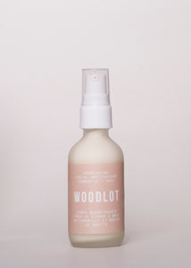 Nourishing Facial Moisturizer - Woodlot | Goodnight Beauty | shea, lotion, moisturizer, woodlot, natural beauty, natural skin care, made in canada, canada beauty, canada brand