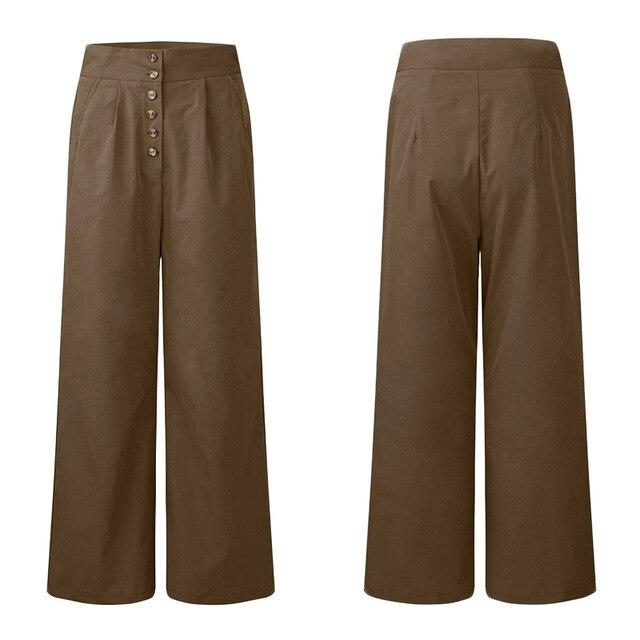 Vintage Casual Trousers