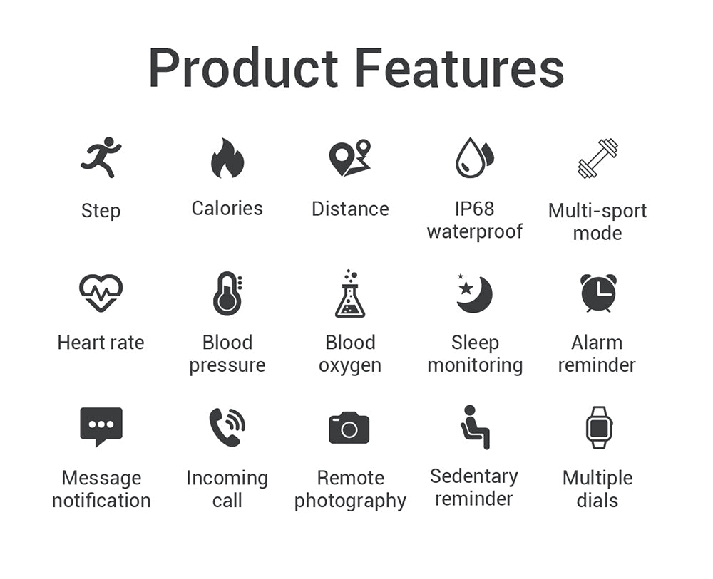 features fitness tracker apple watch