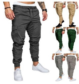 cargo jogger pants fitness gym