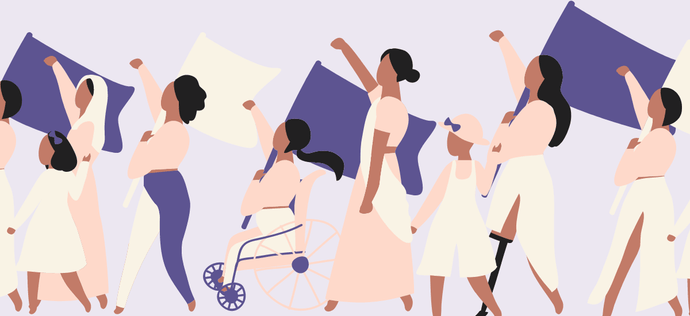 We Shape History When We Vote | Celebrating Women's Equality Day With Our Founders