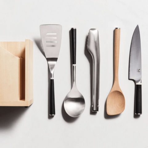 kitchen set from material kitchen