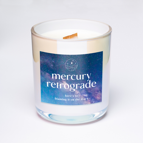mercury retrograde tokki candle
